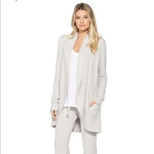 Barefoot Dreams Bamboo Cozy Chic Lite Circle Cardi